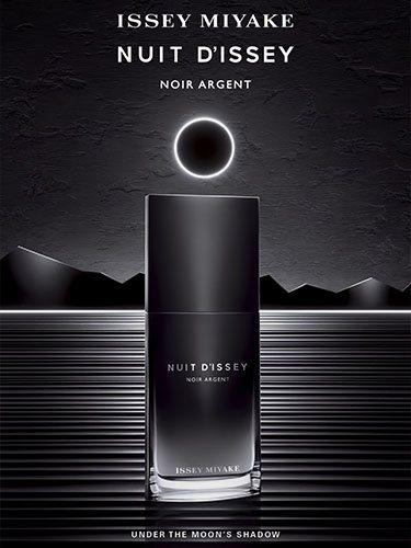 'Nuit D'Issey Noir Argent', lo nuevo de Issey Miyake