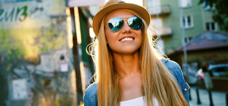 Con limón y aceite de oliva puedes aclarar tu cabello de forma natural