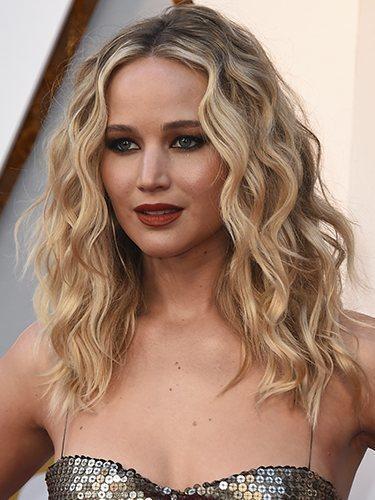 Jennifer Lawrence, en los Premios Oscar 2018