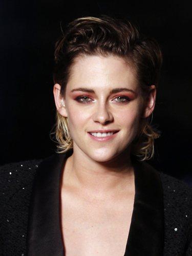 Kristen Stewart, en la presentación de la nueva colección de Chanel 2018
