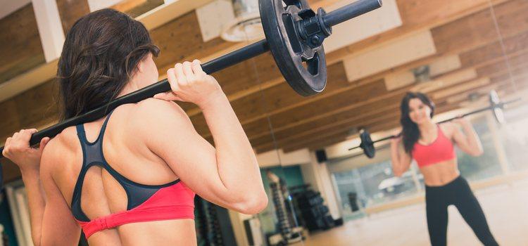 Cuida tu forma física de forma constante