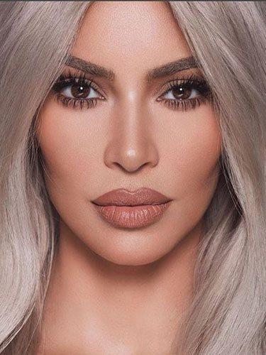 Kim Kardashian anuncia el lanzamiento de una nueva colección de labiales nude