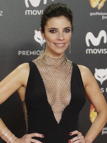 Maribel Verdú, con tupé