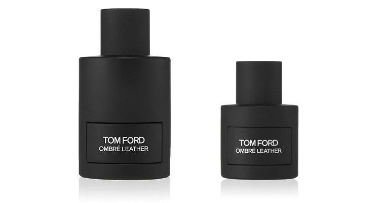 'Ombré Leather 2018', el nuevo perfume unisex de Tom Ford