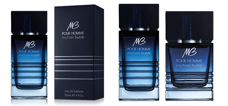 Promo de la nueva fragancia de Michael Bublé: 'Michael Bublé Pour Homme'