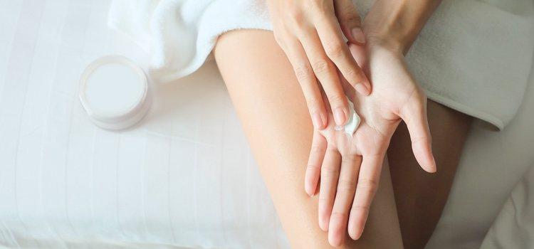 Las cremas con vitamina C hacen que la piel luzca más luminosa y uniforme