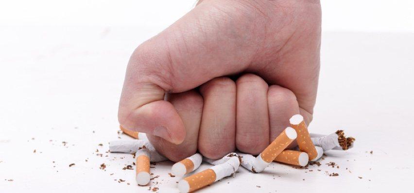 Si eres fumador es necesario que rompas con este hábito de raíz