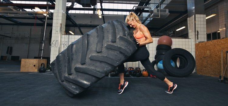 Este deporte se hace con el propio peso de tu cuerpo