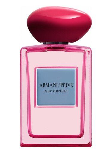 'Rose d'Artiste', la nueva fragancia femenina de Armani
