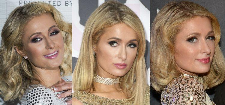Paris Hilton apuesta por un tipo de ceja fina y arqueada