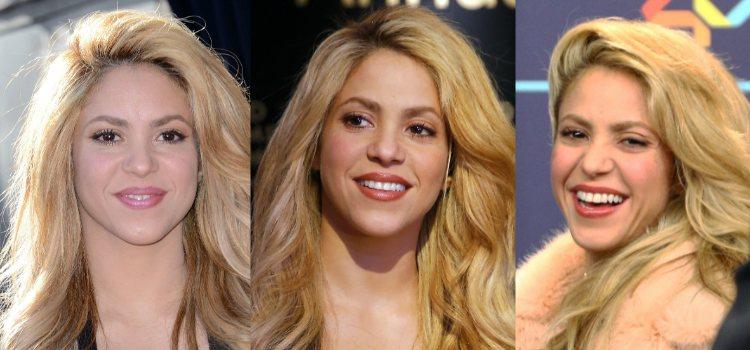 Shakira enmarca su rostro con unas cejas arqueadas pero naturales