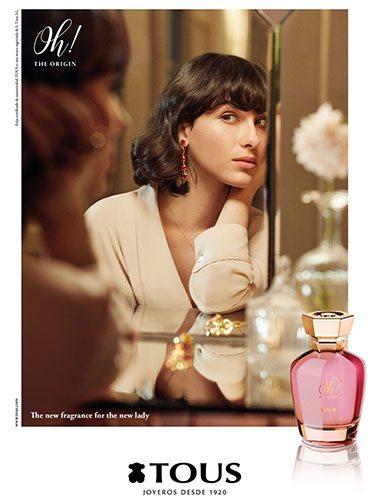 Presentación de 'Oh! The Origin', el nuevo perfume de Tous