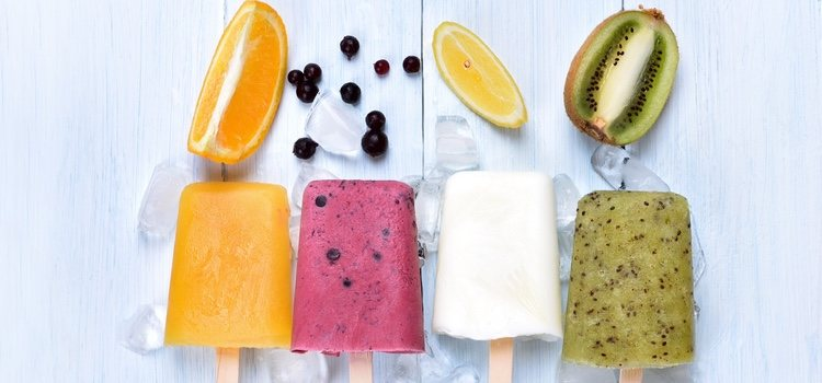 El helado de cacao puro lo puedes realizar tan solo con yogurt