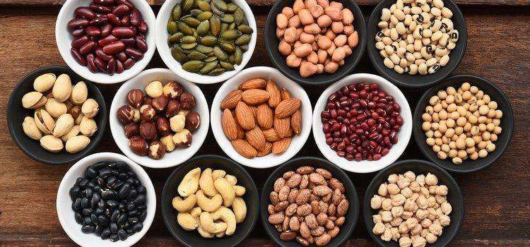 Evitar comer  muchas legumbres deshinchará nuestro abdomen ligeramente