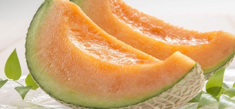 Comer melón aporta luminosidad a nuestra piel
