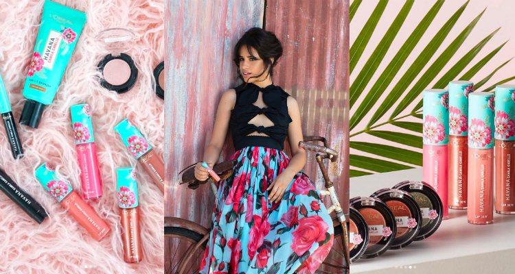 Camila Cabello presenta los productos de su colección con L'Oréal | Instagram