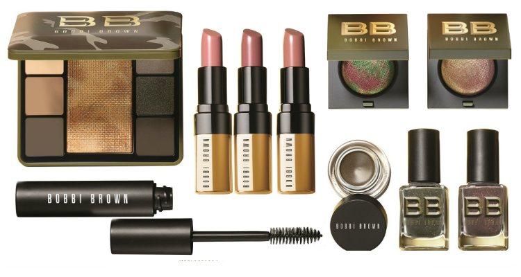 'Camo Luxe', la nueva colección de maquillaje de Bobbi Brown