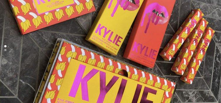 Nueva colección de verano de la firma de maquillaje de Kylie Jenner
