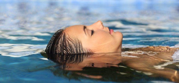 Para verano el mejor maquillaje es el resistente al agua