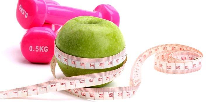 Consigue un vientre plano combinando ejercicio y alimentación
