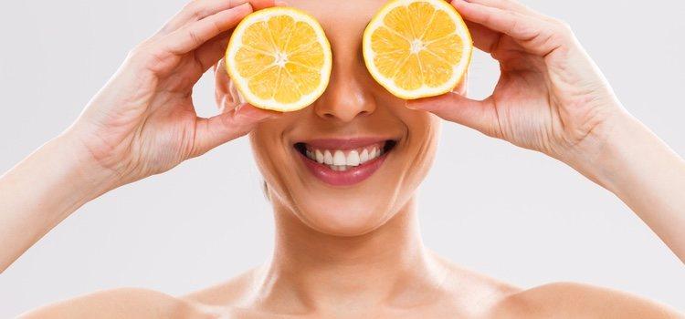 Las cremas con vitamina C o son ricas en antioxidantes