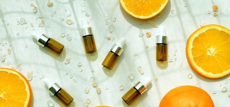 Los productos con vitamina C son muy beneficiosos para nuestra piel