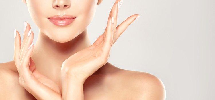 El maquillaje tiene que estar totalmente integrado y difuminado en la piel