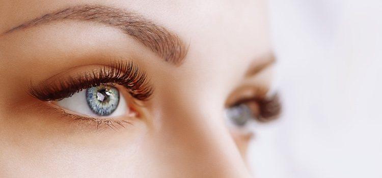Un maquillaje efecto cara lavada es perfecto cuando se padecen problemas de ojos