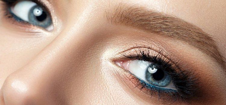 Hay que evitar aplicar sombras de ojos cuando se tiene conjuntivitis