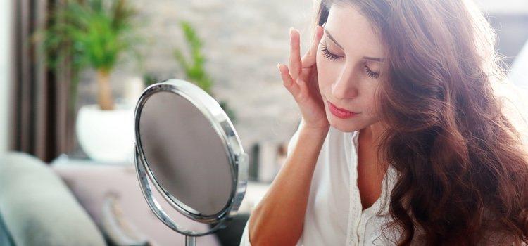 Es fundamental desmaquillarse después de estar todo el día con el maquillaje