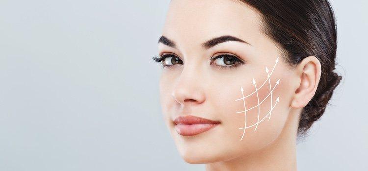 Hay productos específicos para cada parte del rostro