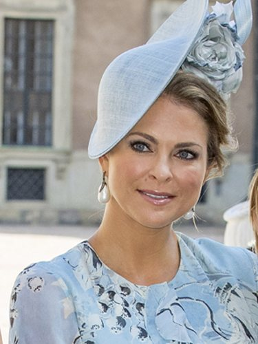 Magdalena de Suecia, en el 40 cumpleaños de Victoria de Suecia
