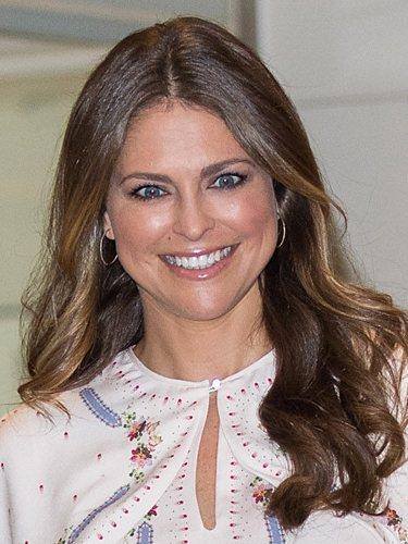Magdalena de Suecia, en la inauguración de La Casa de los Niños en Londres