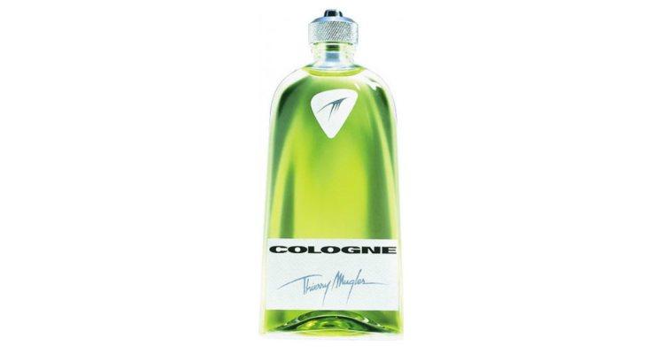 La colección se inspira en la fragancia de 2001 'Mugler Cologne'