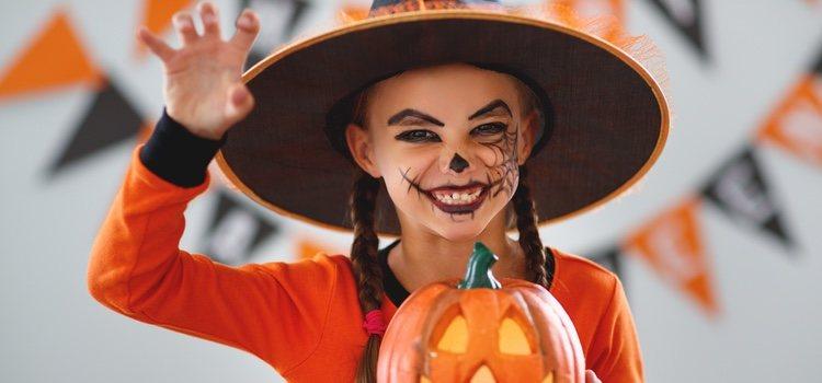 Muchos niños deciden escoger este disfraz pues al no ser tan terrorífico se sienten más cómodos