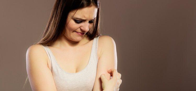 Ante cualquier duda sobre el picor asistir a un dermatólogo