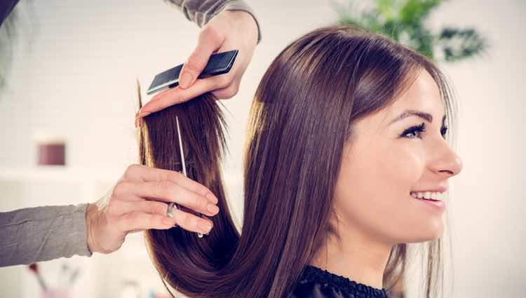 Una buena idea es acabar el verano con un corte de pelo