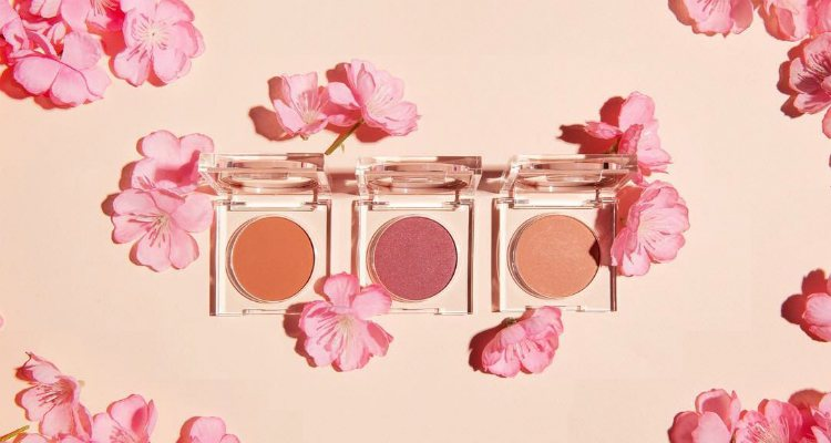 Los coloretes de la colección 'Classic Blossom' de KKW Beauty
