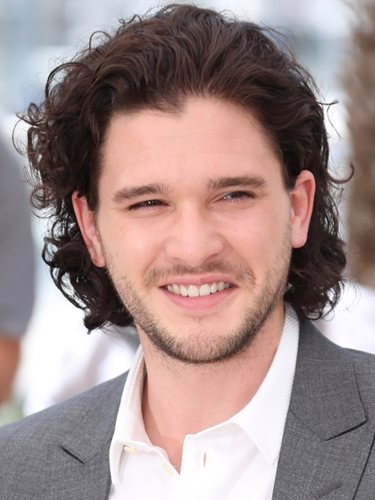 Kit Harrington, John Snow en 'Juego de Tronos'