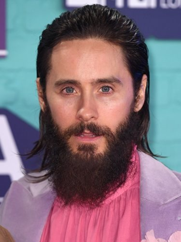 Jared Leto, en los MTV Europa Music Awards 2017