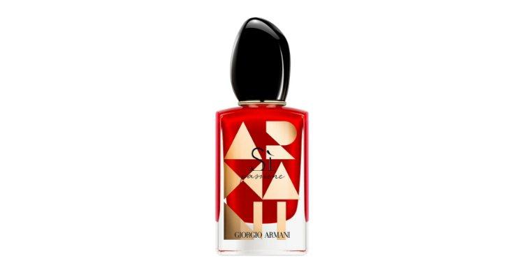 'Sì Passione Limited Edition', el nuevo perfume femenino de Giorgio Armani