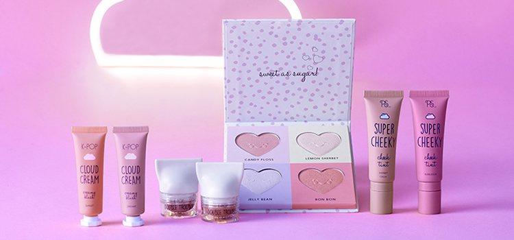 Nuevos productos de la colección 'PS... KPOP' de Primark Beauty