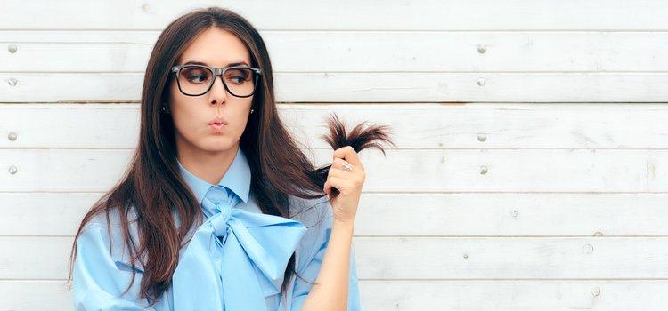 Los problemas de caída o sequedad de pelo son muy comunes entre las personas