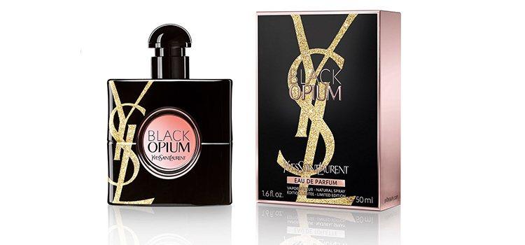 Nueva edición de 'Black Opium', en 'Gold Attraction' de YSL