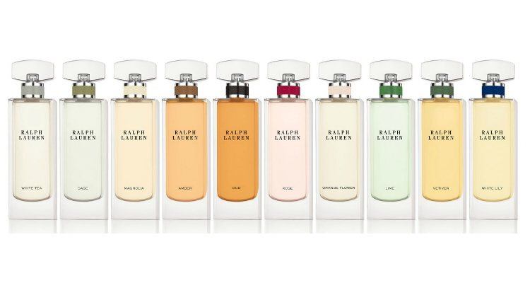 Las 10 primeras fragancias de 'The Luxury Collection by Ralph Lauren'