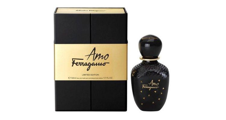 'Amo Ferragamo Limited Edition', el perfume femenino de Salvatore Ferragamo para esta Navidad