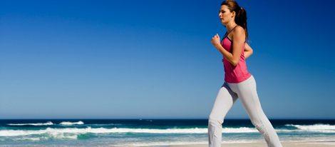 Hacer ejercicio es vital para estar en forma