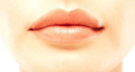 Con colores claritos los labios parecen más gruesos