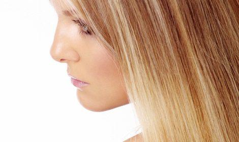Los cabellos rubios son más susceptibles a sufrir daños