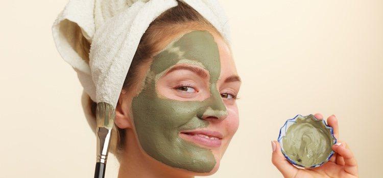 La arcilla tiene grandes propiedades para tu piel